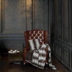 2446 Κουβέρτα Καναπέ Faux Fur