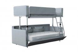 Καναπές κρεβάτι κουκέτα Άρτεμις