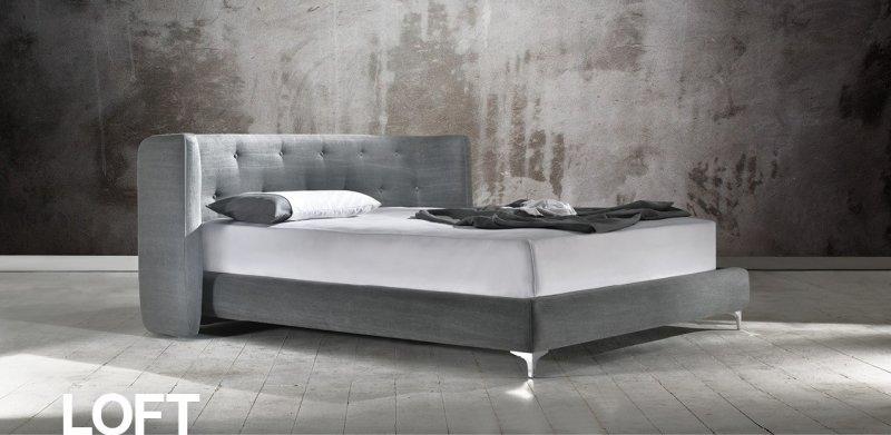Κρεβάτι Ντυμένο Loft