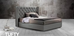Κρεβάτι Ντυμένο Tufty