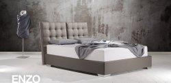 Κρεβάτι Ντυμένο Enzo
