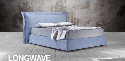 Κρεβάτι Ντυμένο Longwave