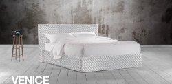 Κρεβάτι Ντυμένο Venice