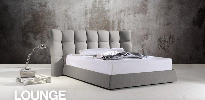 Κρεβάτι Ντυμένο Lounge