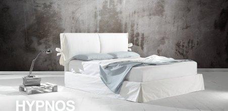 Κρεβάτι Ντυμένο Hypnos