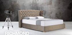 Κρεβάτι Ντυμένο Richmond